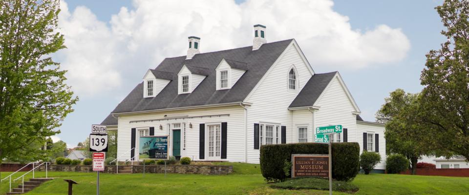 The Lillian E. Jones Museum