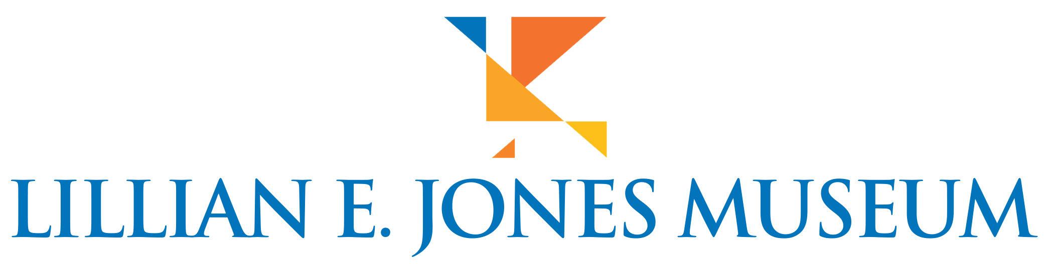 Logo for The Lillian E. Jones Museum