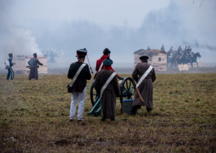 Thumbnail for the post titled: Can you keep up? The War of 1812 and the keynote address
